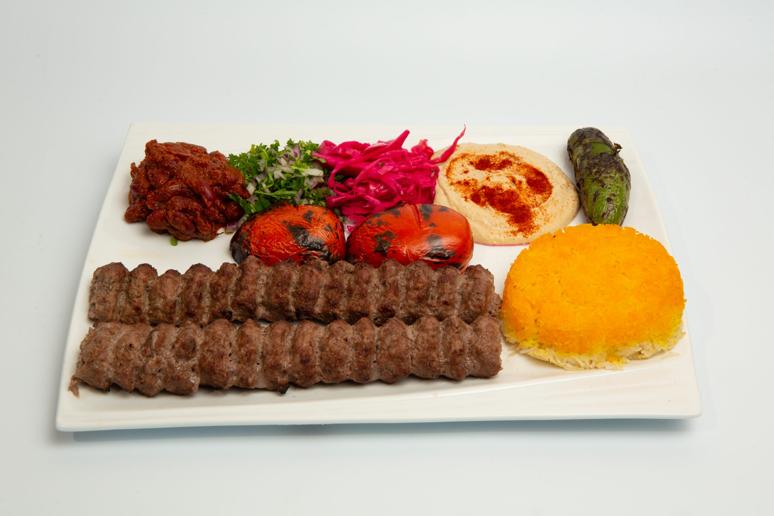 Koobideh Chef z kitchen